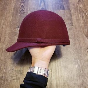 Accessories - HORSE RIDING EQUESTRIAN SOFT HAT MAROON NWT